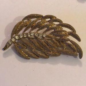Vintage Rmn brooch